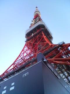 東京タワーって